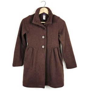 Patagonia Girls Pleated Trench Coat